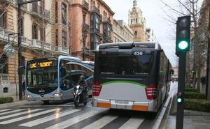 El TSJA avala a Rober por las cuentas del transporte público en 2015