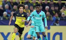 Las mejores imágenes del Dortmund-Barcelona