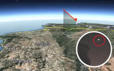 Una roca de gran tamaño impacta contra la atmósfera y genera una bola de fuego visible desde Granada