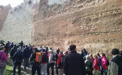 El Ayuntamiento incluirá en el proyecto del 1,5% cultural la muralla de Jaén y la Iglesia de San Miguel