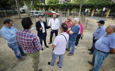 El PSOE critica al bipartito por el retraso en el inicio de las obras de la Concordia