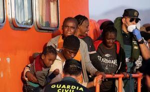Un sindicato de la Policía denuncia ante la Fiscalía las deficencias del centro de inmigrantes de Motril y pide su cierre