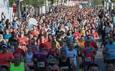La maratón cuesta abajo se disputa el próximo domingo