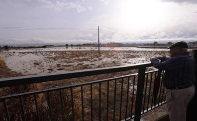 El BBVA lanza una línea de ayudas por las inundaciones de la semana pasada en Granada