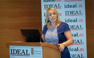 María Merinda Sádaba, alcaldesa de Las Gabias, nueva presidenta del Consorcio Sierra Nevada Vega Sur