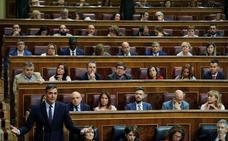 Una legislatura (casi) en blanco para los diputados y senadores por Granada