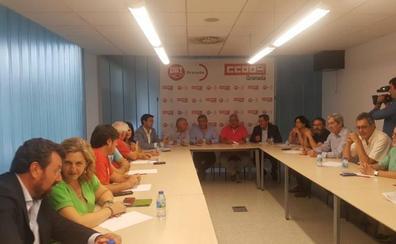 Marea Amarilla anuncia movilizaciones en plaza del Carmen por la «ruptura del consenso en el soterramiento»