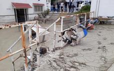 La cuantificación de daños por la riada ya supera los 100 millones