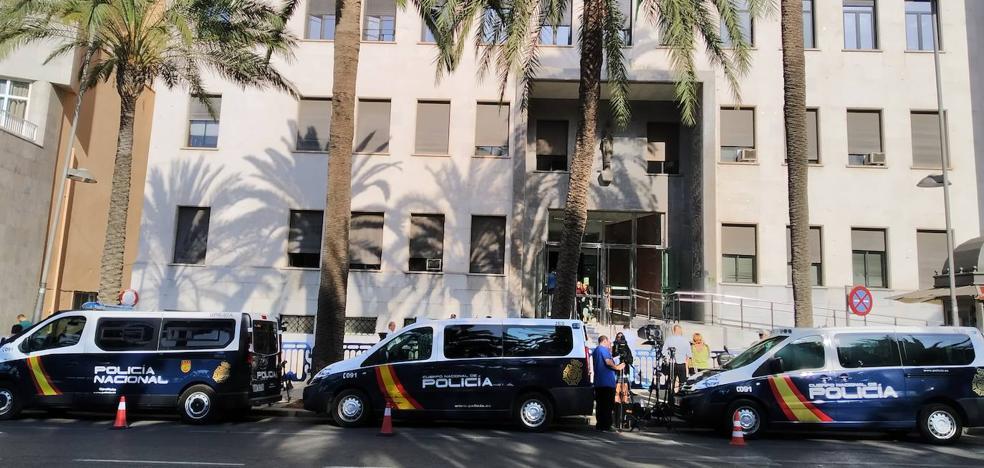 El jurado popular de la causa contra Quezada cumple 24 horas de aislamiento