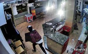 Nuevo golpe policial a la banda de atracadores de cafeterías y hoteles