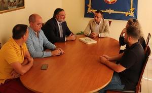 El delegado del Gobierno anuncia la licitación de las obras para el nuevo colegio de Alhendín