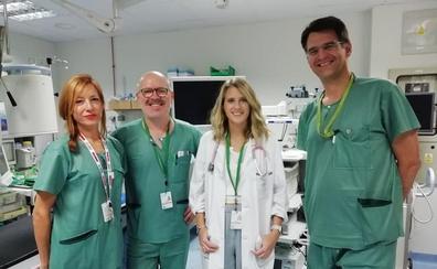 Implantan en Granada un test que evalúa las hemorragias digestivas en Urgencias