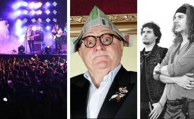 Mucha música, teatro y un poco de humor: planes para este fin de semana en Granada