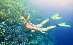 5 lugares para despedir el verano bajo el mar