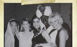 Una vieja foto del primer ministro de Canadá pintado de negro le pone en la picota por «racista»