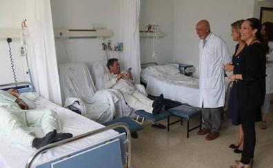 Las camas triples desaparecen del Hospital Universitario de Jaén