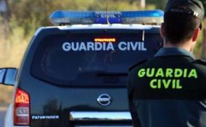 La Guardia Civil investiga a cuatro personas por robar en un cortijo de Iznalloz