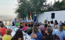Juan Cruz presenta su libro 'Primeras personas', en Vilches