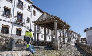 El Ayuntamiento de Granada restaurará el lavadero de la Puerta del Sol