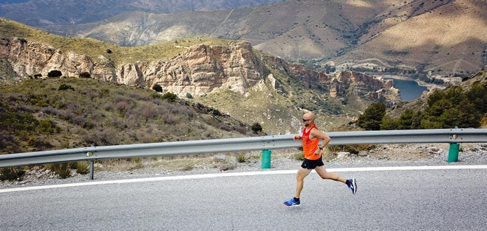 El maratón de Sierra Nevada a Granada aspira a ser el más rápido del mundo este domingo