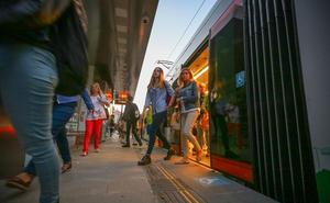 Metro de Granada cumple dos años con cerca de 21 millones de viajeros