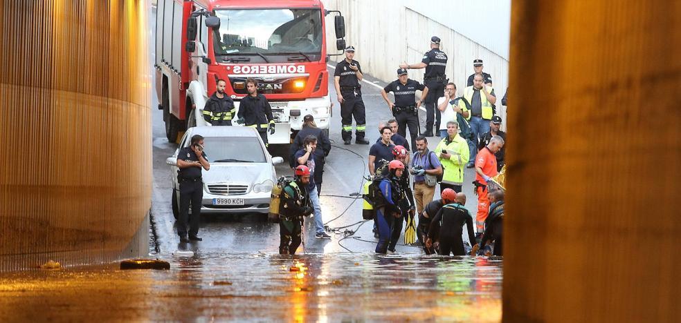 El PSOE lleva a la Fiscalía la muerte del túnel del Tryp