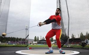 Alberto González: «Voy al Mundial de Doha con la ilusión de llegar a la final»