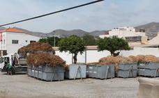 Colapso de basura en los invernaderos por el cierre de la planta de reciclaje