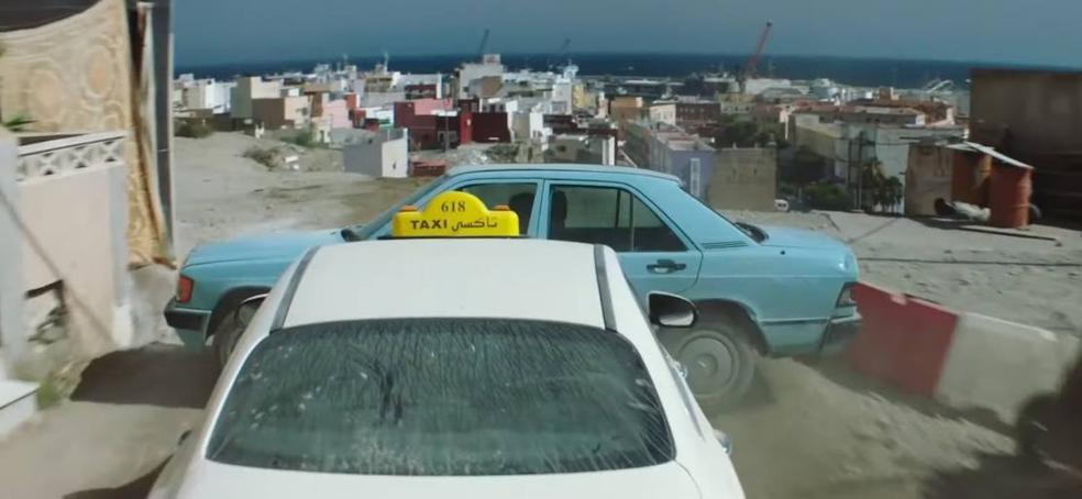 Almería, en lo último de Jude Law