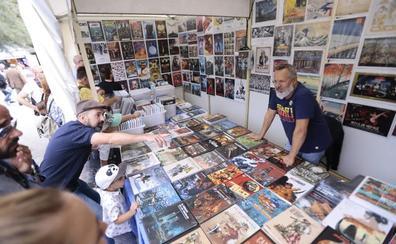 El centro se llena de viñetas con el Salón del Cómic de Granada