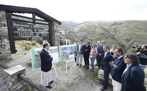 La Junta inicia el estudio para la mejora de los accesos a Sierra Nevada