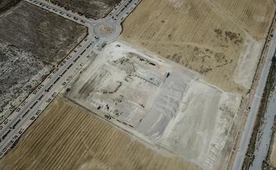 Seis grandes proyectos doblarán la ocupación en el polígono de Escúzar