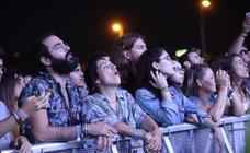 Las mejores imágenes de la segunda jornada del Granada Sound
