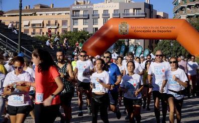 La fórmula de la Salud: Granada + Deporte + Solidaridad