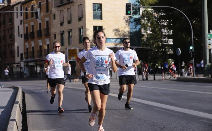 Encuéntrate en la Carrera de la Salud de Granada