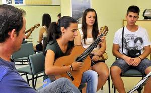 «Ilusionante» nuevo curso con novedades en el Conservatorio