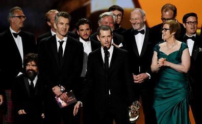 'Juego de tronos' se despide con el Emmy al mejor drama