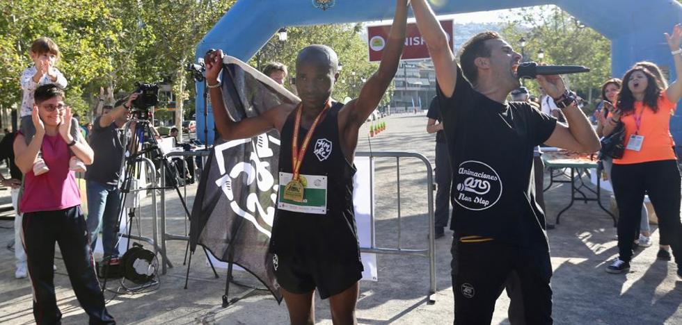 Anthony Maine lo borda en la Maratón 'más rápida del mundo'