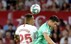 Sevilla-Real Madrid, en directo