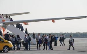 El aeropuerto de Granada esquiva el cese de la empresa de viajes británica Thomas Cook