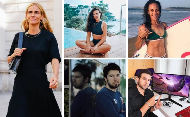 Estos son los 60 'influencers' más importantes de España, según Forbes