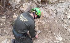 La Guardia Civil desactiva tres artefactos en Fuerte del Rey, Porcuna y Lendínez