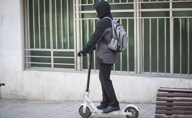 ¿Qué sanciones pueden ponerte por circular en patinete por Granada?