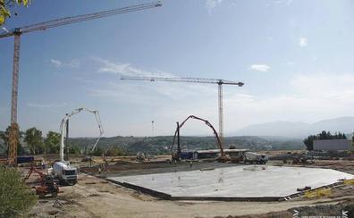 La Junta abona 3,4 millones para las primeras obras del Olivo Arena