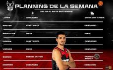 El Coviran Granada prepara el inicio de la temporada