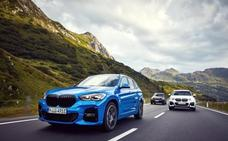 BMW X1 xDrive25e, híbrido enchufable