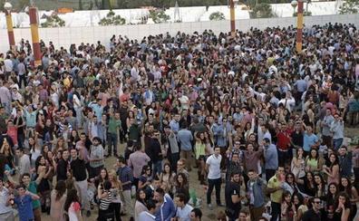 La Policía Local atenderá los «posibles núcleos de botellón» en la Feria