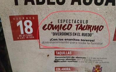 Exigen impedir un espectáculo «con enanitos toreros» en la Feria de Jaén por ser «denigrante»