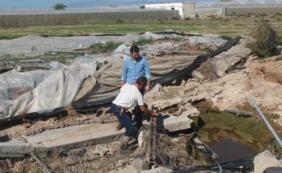 Casado pide que las ayudas estatales lleguen «cuanto antes» a Almería