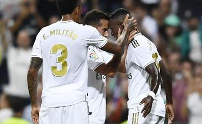 Zidane rescata la fórmula del doblete